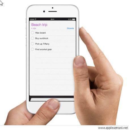iPhone, iPad, Mac Ekran Görüntüsü Alma