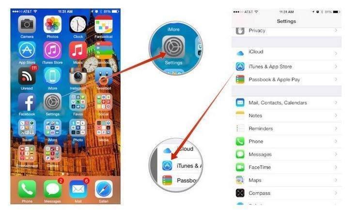 iTunes Hesabı Nasıl Değiştirilir