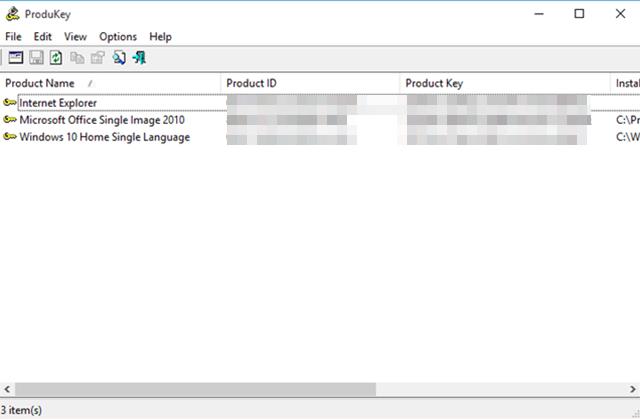 Windows 10 Ürün Anahtarı Nasıl Öğrenilir ?