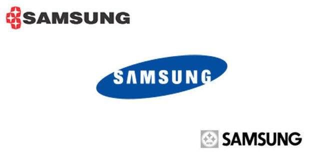 Samsung logosu