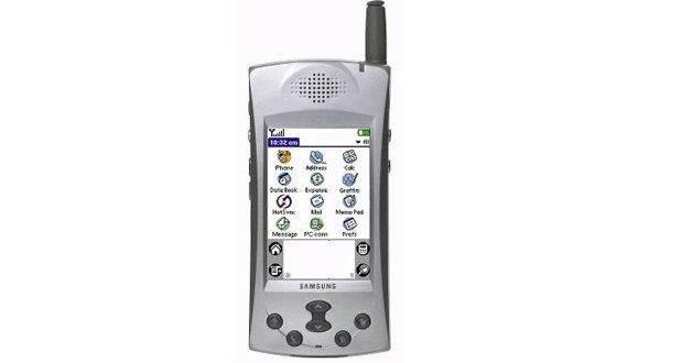Android ve iOS'dan önce Samsung akıllı telefon vardı