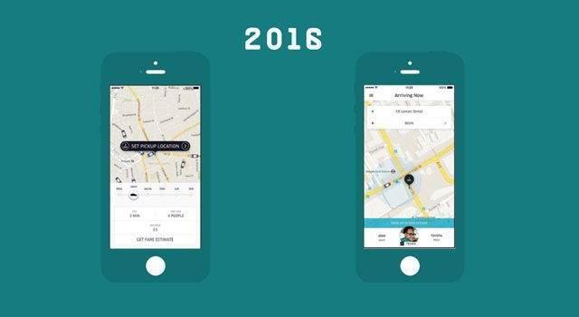 uber 2016