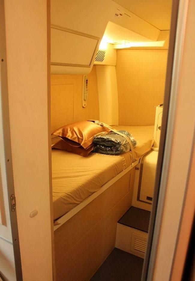 Farkına Varmadığımız Uçaklardaki Gizli Odalar