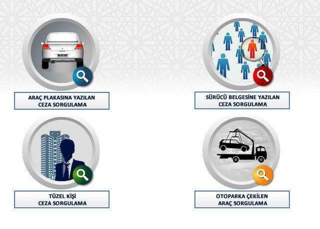 İnternetten Trafik Cezası Nasıl Sorgulanır