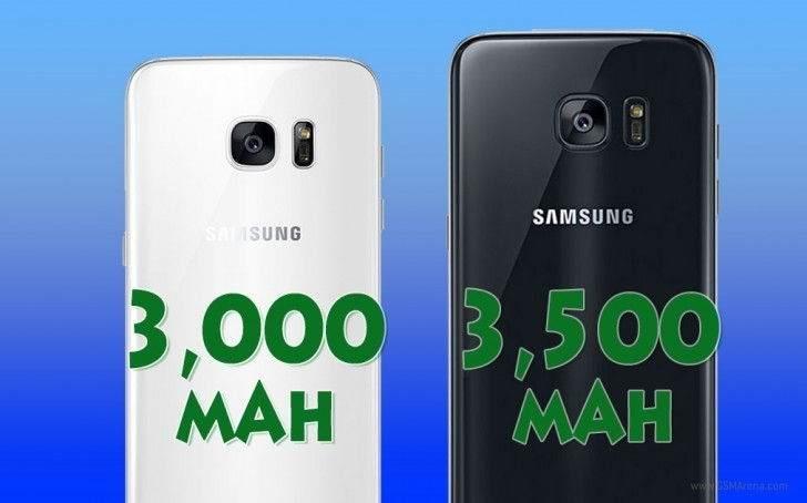 Galaxy S8 Batarya Kapasitesi Nedir ?