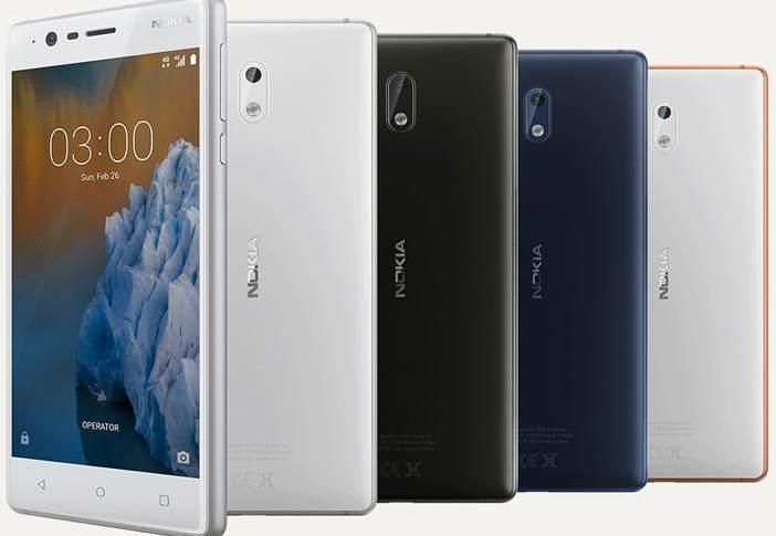 Nokia 3 Özellikleri ve Fiyatı