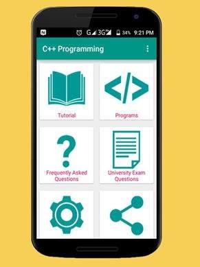 Programlama Dili Öğrenmek İsteyenler için Android Uygulamaları