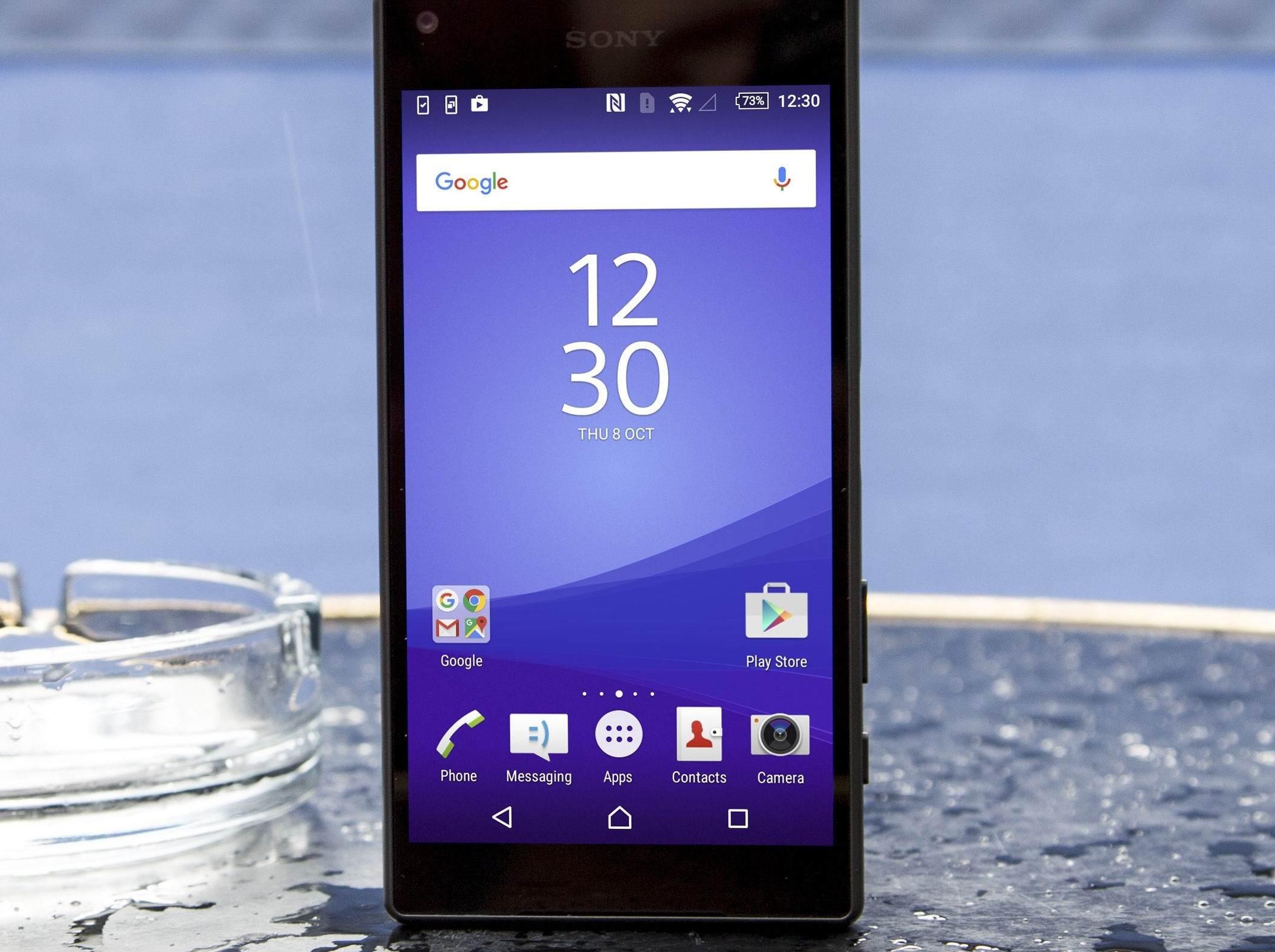 Suya ve Toza Dayanıklı Telefonlar