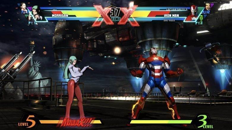 Ultimate Marvel vs Capcom 3 Sistem Gereksinimleri