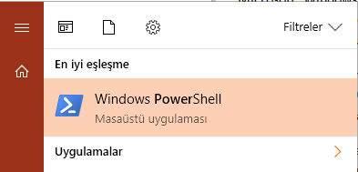 Windows 10'da Silinemeyen Uygulamalar Nasıl Kaldırılır ?