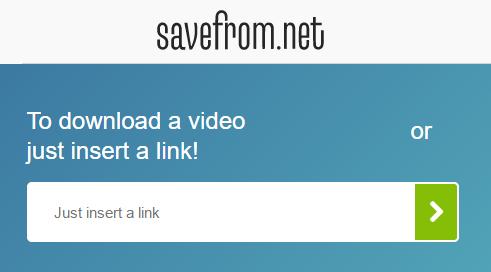 İnternetten Video İndirme için Kullanabileceğiniz Ücretsiz Servisler
