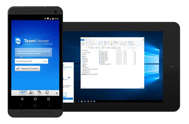 Android Cihazlar için Bilgisayarı Uzaktan Kontrol Etme Uygulamaları