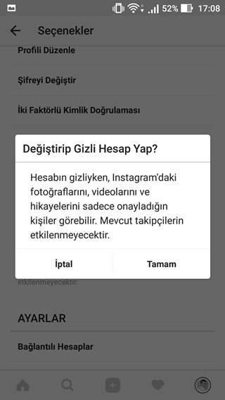 Instagram Hesabı Gizleme Nasıl Yapılır ?