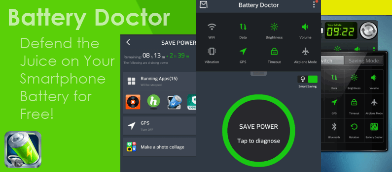Android Battery Doctor Battery Saver Full 1