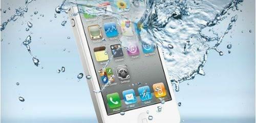 Suya düşen telefonlar nasıl kurutulur?