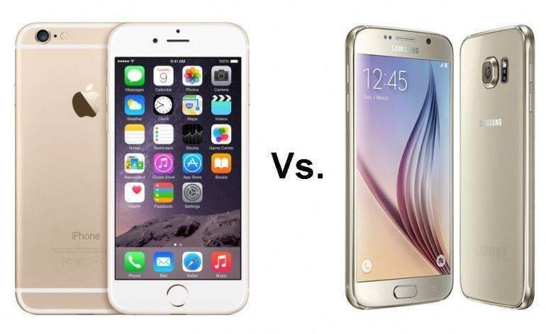 İşte Galaxy S6'da olup, iPhone 6'da olmayan 6 özellik! 1