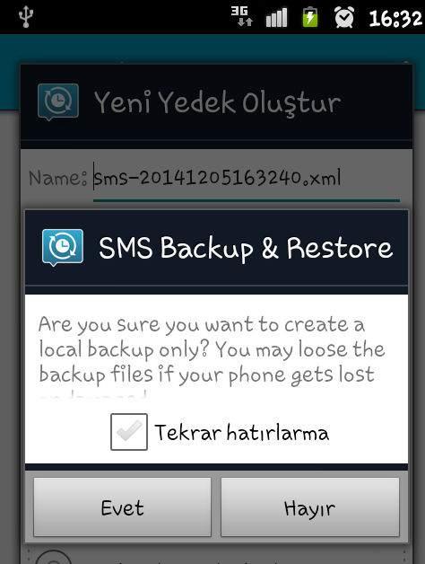 Android'te SMS Yedekleme ve Geri Yükleme Rehberi