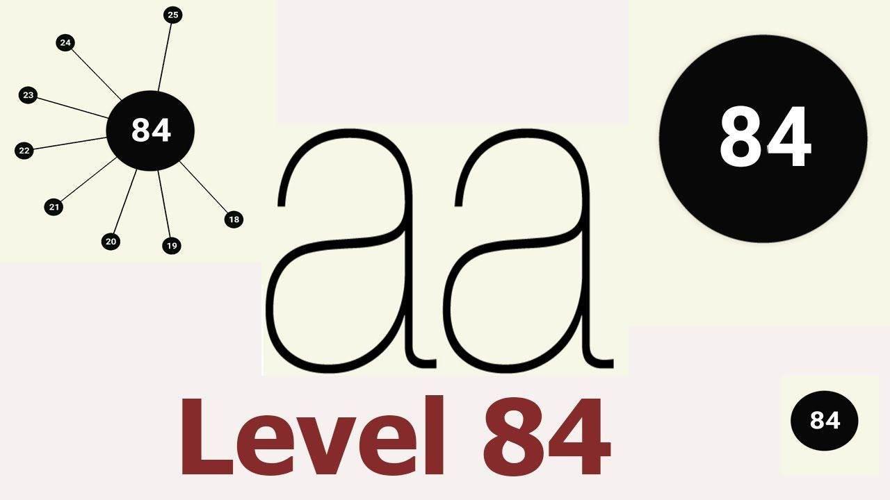 Aa oyunu 84.Bölümü nasıl geçebilirim ?