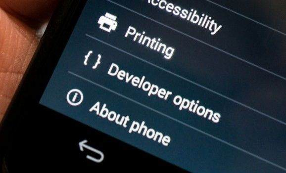 Android Cihazlarda Geliştirici Seçenekleri Nasıl Aktif Edilir? 3