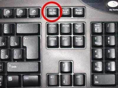 Bilgisayarın ekran görüntüsü nasıl alınır? 1
