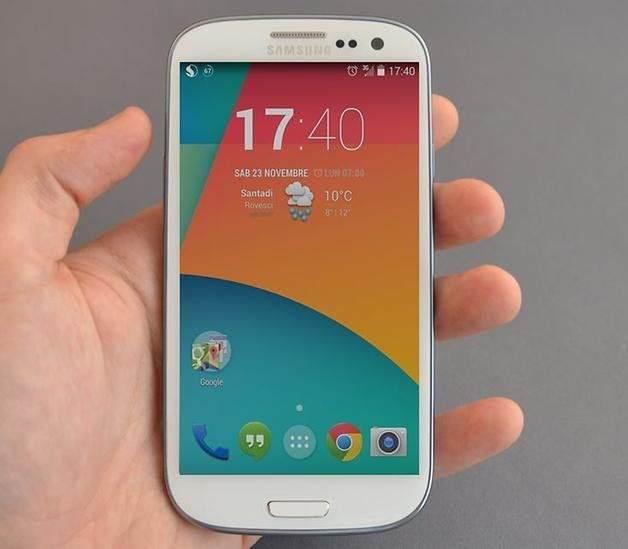 Galaxy S3 Android Lollipop 5.0.2 yükleme rehberi