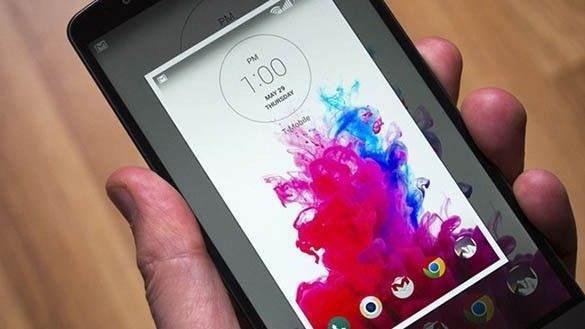 LG G3 Ekran Görüntüsü Nasıl Çekilir