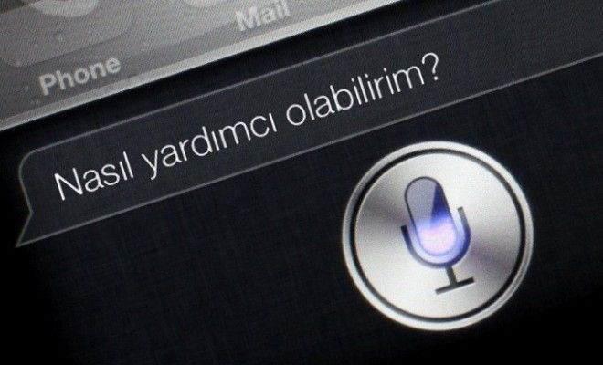 Türkçe Siri Nasıl Kullanılır?