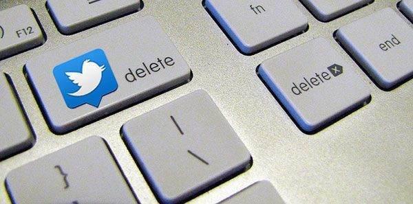 Twitter Hesabını Kalıcı Olarak Silmek 3