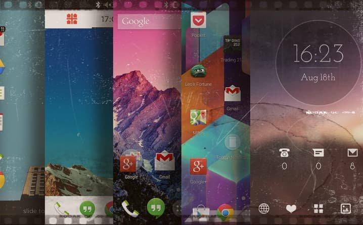 Android Telefonlarda Tema Nasıl Değiştirilir ?