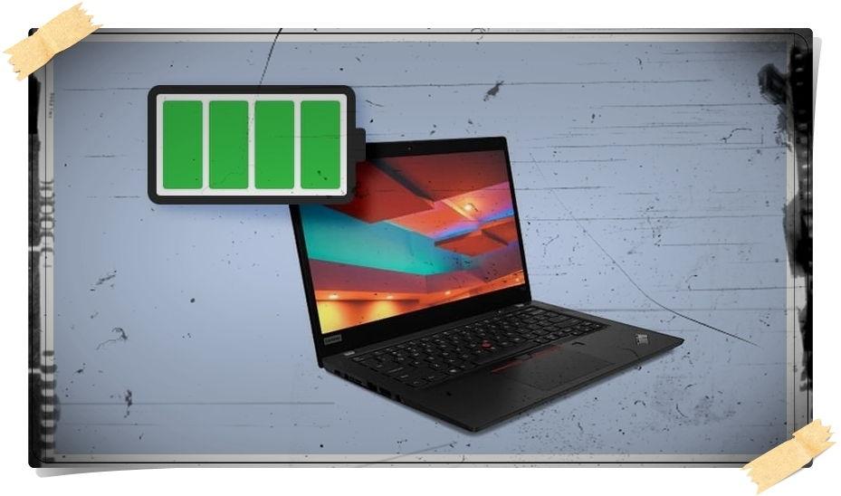 Laptop Pil Ömrünü Uzatma Yöntemleri