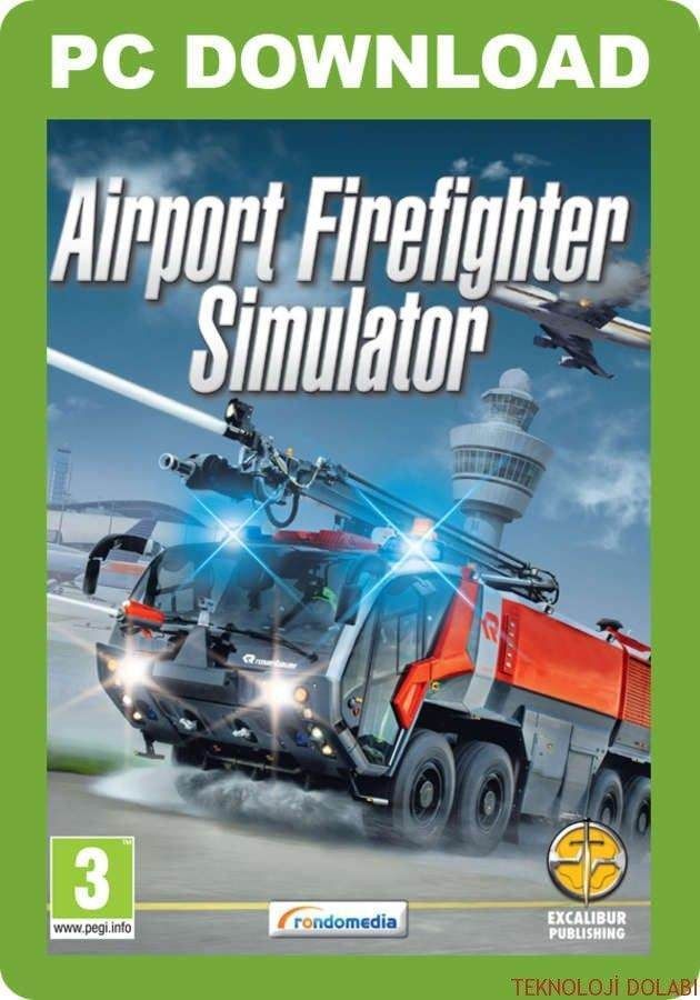 Airport Firefighters The Simulators Full 2015