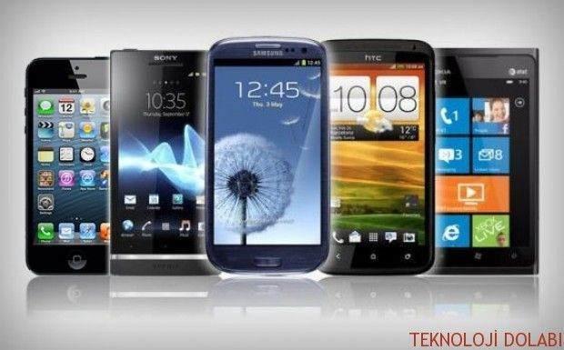 Akıllı Telefonların SAR Değerleri 1