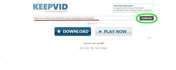 Dailymotion'dan Programsız Video İndirmek