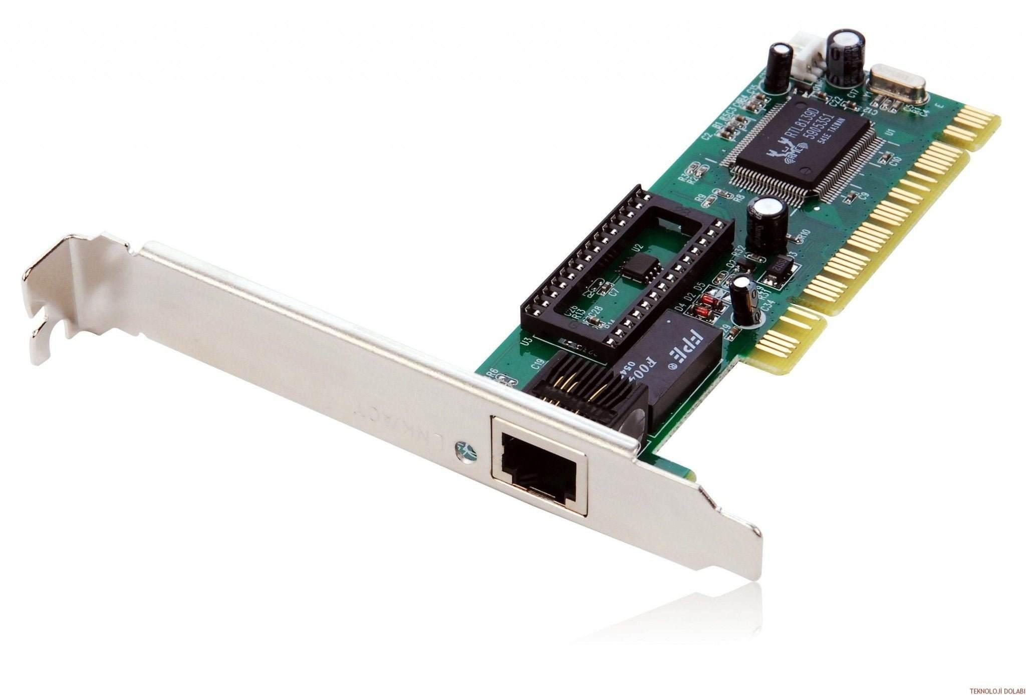 Ethernet Kartı Önceliği Nasıl Ayarlanır 1