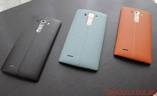 LG G4, Galaxy S6, HTC One M9 ve iPhone 6 özellik karşılaştırması