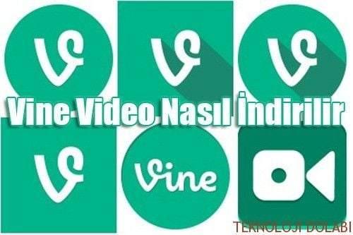 Vine Videoları Nasıl indirilir 1