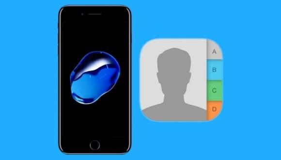 iPhone silinen rehberi ve numaraları geri getirme