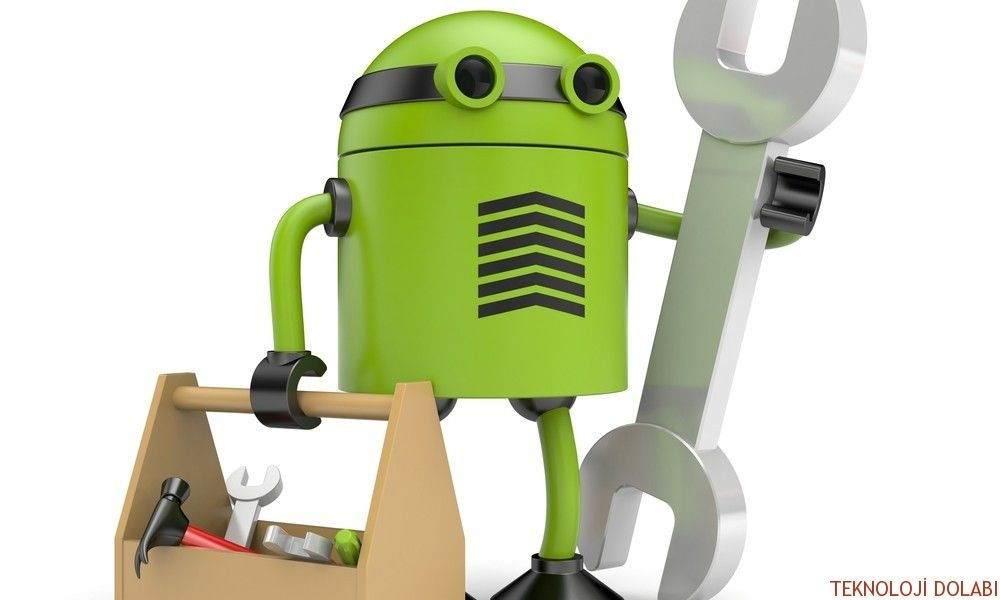 Android Akıllı Telefonu Yedeklemek 1