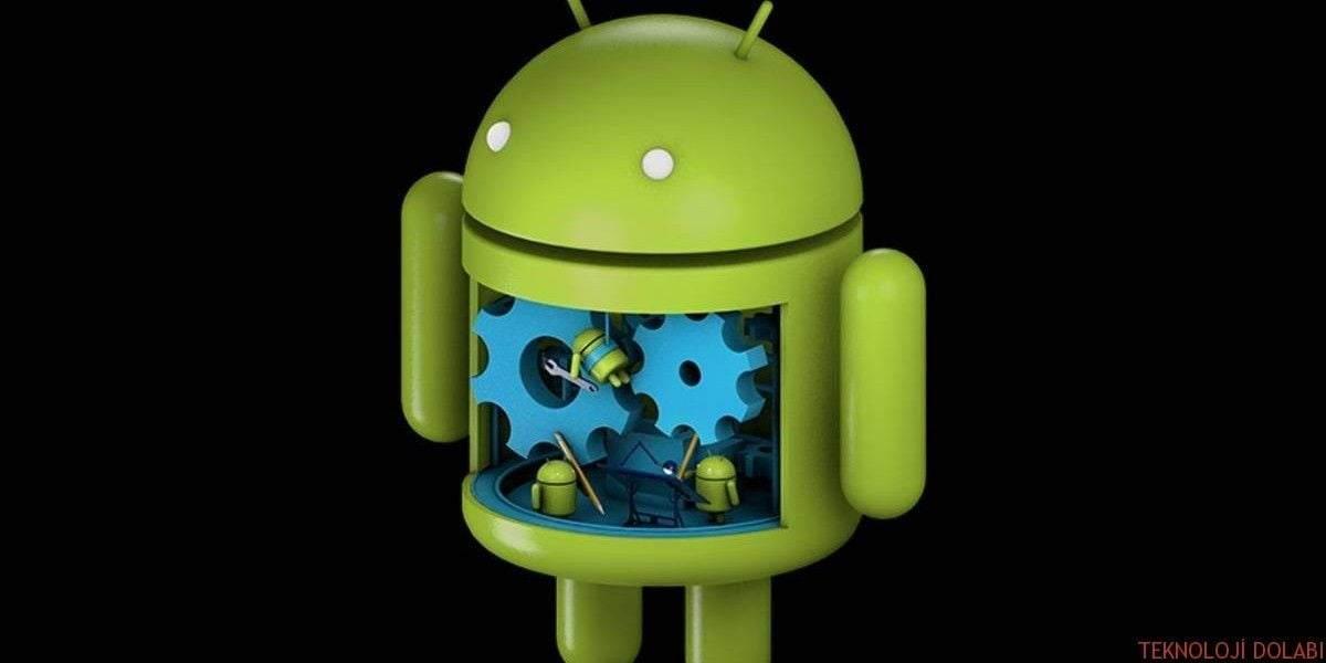 Android Ayarlar Kısayolu Oluşturmak 1