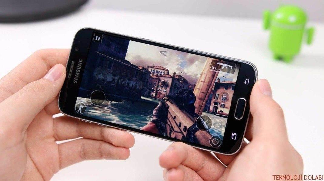 Android Grafik Ayarlarını Değiştirmek 1
