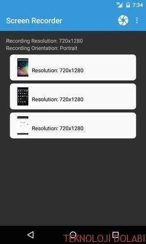 Androidde-Ekran-Videosu-Kaydetmek
