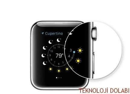 Apple Watch İle Ekran Görüntüsü Nasıl Alınır?