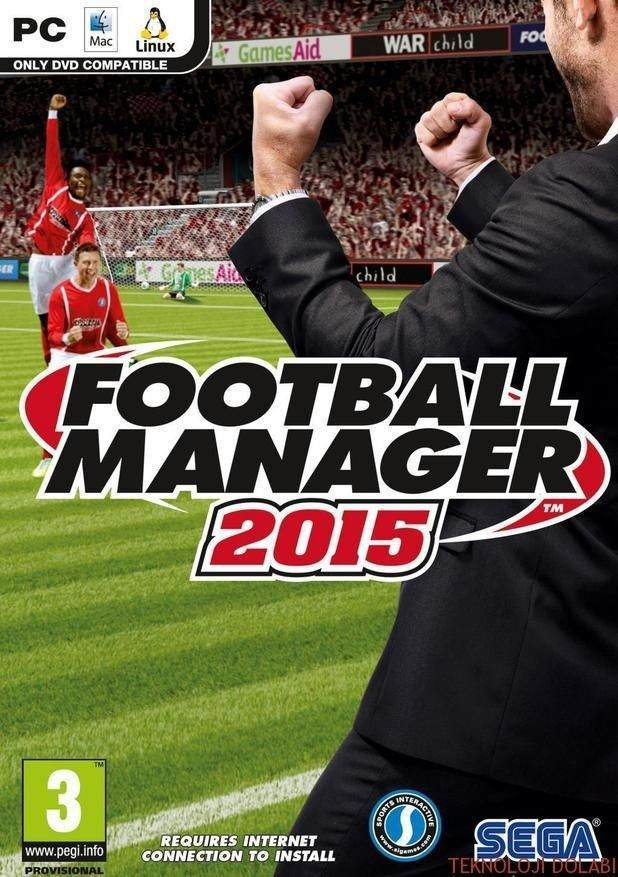 Football Manager 2015 1