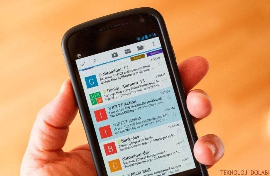 Gmail'de İmza Oluşturmak