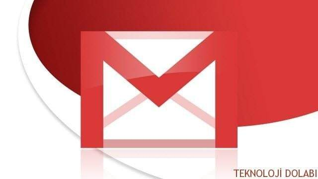 Gmail'de Gönderilen Maili Geri Alma Yöntemi 1