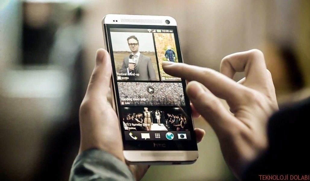 HTC One M9'da BlinkFeed'i Kaldırmak