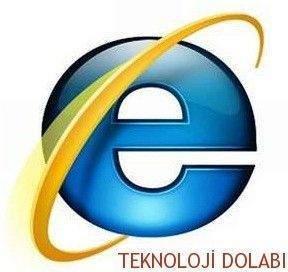 Internet Explorer da Kayıtlı Şifreleri (Parolayı) Silme 1