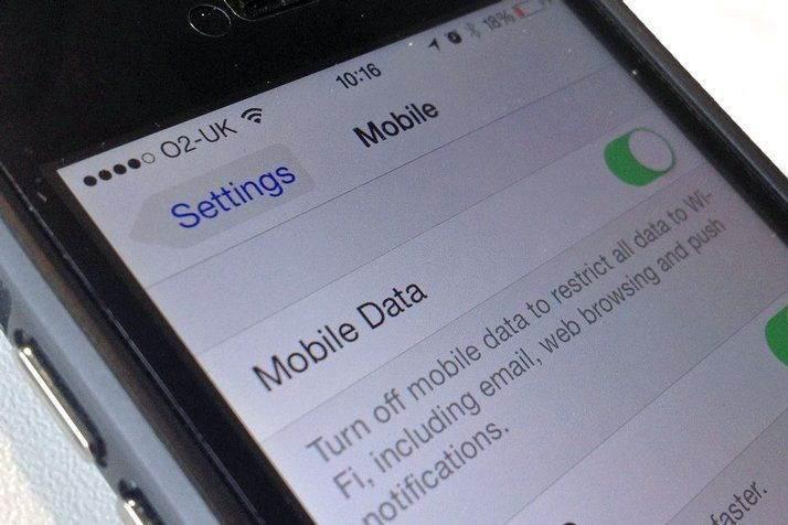 iPhone'da Hücresel Veri Kullanımı İstatistikleri Nasıl Sıfırlanır 2