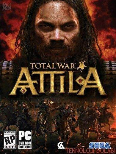 Total War Attila Full PC-2015 1