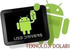 Samsung Android Telefonlar için USB Windows Sürücüleri